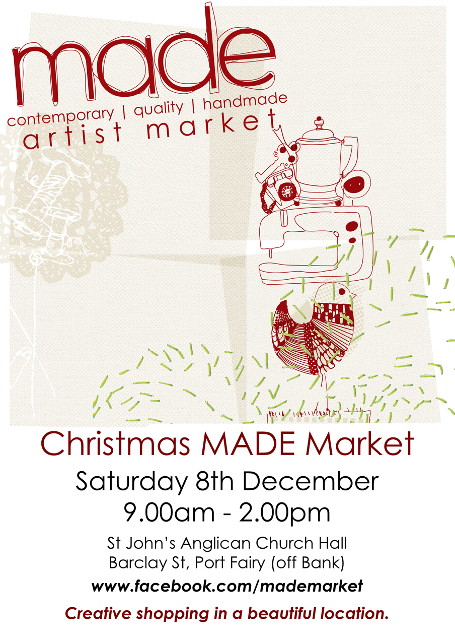Port Fairy MADE Artist Market